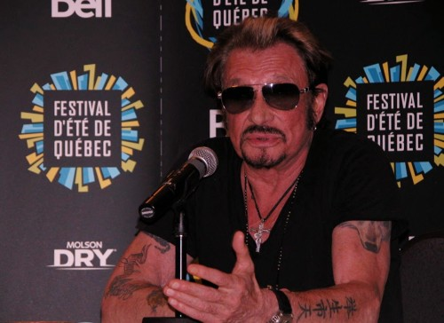 2012 johnny hallyday, festival d't de qubec, laeticia hallyday, johnny hospitalis, afrique,