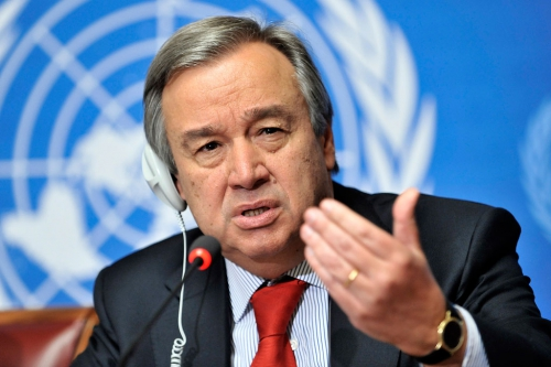 Antonio Guterres, Nations Unies, ONU, Paix,