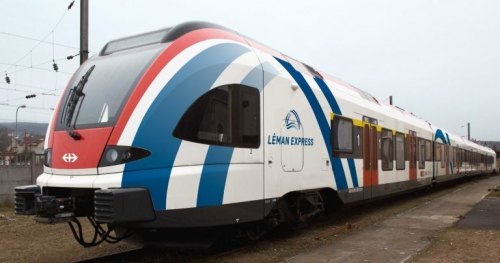 Luc Barthassat, Leman express, Geneve, train, transport