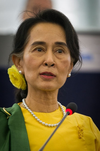 Aung San Suu Kye, Birmanie, United Nations, Love, Wisdom, Muslims in the world,ASEAN, Malaysia, Nobel Price, Rohingyas