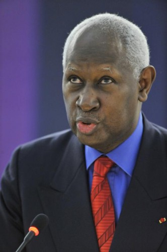 abdou diouf, genève, francophonie, oif, droits humains, navy pillay,