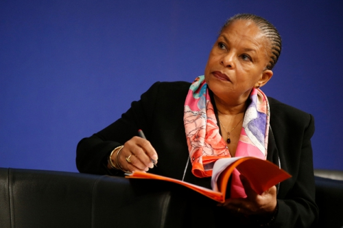 Taubira, France, Justice, Démission, Valls, Hollande,